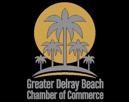 Greater Delray Beach Chamber of Commerce logo