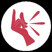 Red-Hand-White-Circle